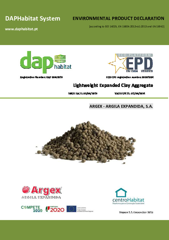 EPD EN Argex Lightweight Expanded Clay Aggregate.pdf.page 1
